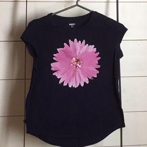 Girls Gymboree s/s t shirt size XL 14